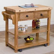 how to care for antique butcher block island jen joes design image of small antique butcher block island