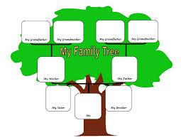 my family tree clipart 60