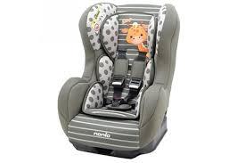 siege auto groupe 0 1 crash test avis et note crash test du nania cosmo sp siege auto bébé