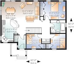 30 ft wide house plans 1529