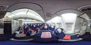 reservation siege xl airways seat plus