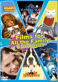 for all the family 6 dvd box set dvd zavvi