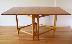 Chair Dining Table Picked Vintage Gateleg Folding Chairs Mcm - Gateleg kitchen table