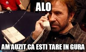 Telephone Meme - alo chuck norris telephone meme on memegen