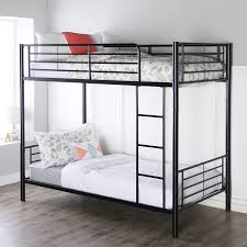 Black Metal Bunk Bed Ladder  Unique Black Metal Bunk Bed  Modern - Metal bunk bed ladder