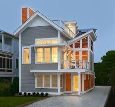 beach style house ocean house islamorada for a beach style exterior with a solar