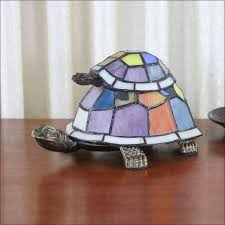 furniture awesome stained glass turtle lamp awesome royal