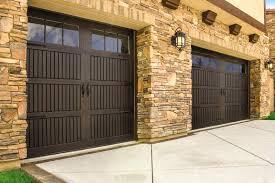 Dalton Overhead Doors Stunning Faux Wood Garage Door From Wayne Dalton This Door Is