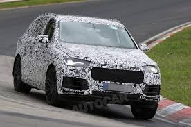audi jeep 2016 audi sq7 to feature new electrically assisted turbocharging system
