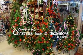 buy christmas tree touch daegu living where to buy christmas tree decorations and