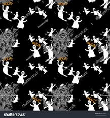 halloween wallpaper pattern funny ghost halloween wallpaper
