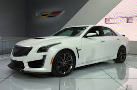 cadillac supercar 2015 naias 2016 cadillac cts v steals the high performance sedan