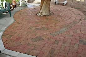 Backyard Ideas With Pavers Paver Patio Designs Patterns Garden Design