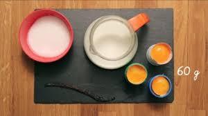 cuisine et vins de recette réussir sa crème anglaise la recette de base de cuisine et vins de