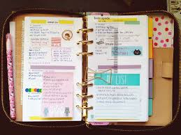 homemade planner templates 127 best diy planners binders agendas organizers images on kate spade planner and accessories