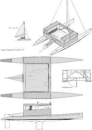 boat design free catamaran plans chris craft wooden boat plans