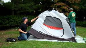 jeep compass tent how to set up a 4 man tent youtube