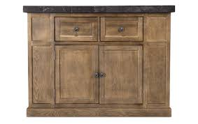 marble top kitchen island montibello marble top kitchen island bob s discount furniture