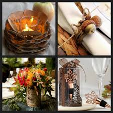 fall wedding decoration ideas fall wedding centerpiece ideas do it yourself decorating of