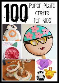 paper plate crafts tgif this grandma is fun