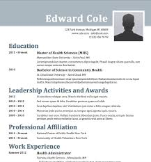 Microsoft Resume Templates Download Free Resume Downloads Resume Template And Professional Resume