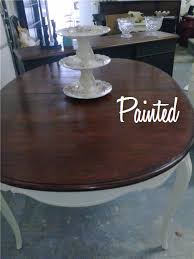 French Provincial Dining Room Furniture Vintage French Provincial Table U2013 Painted Furniture Fredericksburg Va