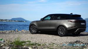 range rover land rover 2018 2018 range rover velar first drive the midsize suv to beat