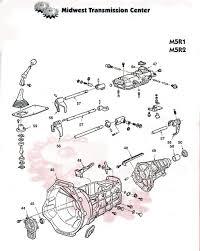 1994 ford f150 parts catalog rebuilt m5r2 manual transmissions parts ford mazda manual