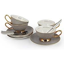 tea cup set porcelain tea cup and saucer coffee cup set with