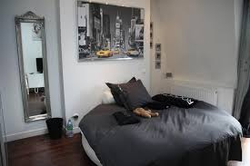 modele chambre ado modele de chambregarcon ado blanc et gris idées de décoration