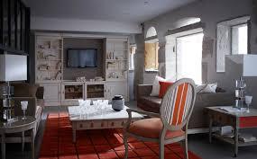 Grange Bedroom Furniture Bedroom Transitional Living Room With Grange Furniture And