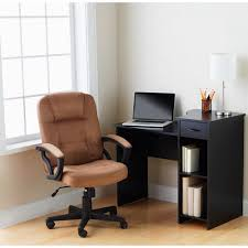 Furniture Of America Computer Desk Canyon Brown Mainstays Student Desk Multiple Finishes Walmart Com