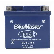 bikemaster trugel 12 volt battery mg5l bs atv dirt bike