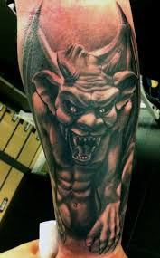 tattoos arms shoulders best 25 gargoyle tattoo ideas only on pinterest dark gothic art