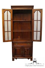 lexington furniture china cabinet high end used furniture lexington furniture 30 lighted display