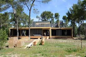 Multipod Studio Pop Up House 410m Office In Aix En Provence Popup House