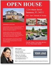 free open house flyer template u2013 downloadable customizable real
