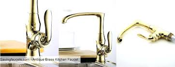 polished brass kitchen faucet kohler brass kitchen faucet contemporary kitchen faucets stainless