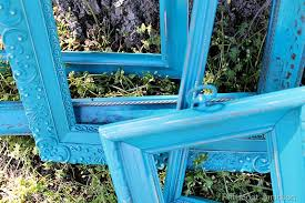 rust oleum spray paint for frames petticoat junktion