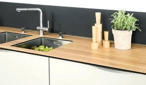 epaisseur plan de travail cuisine epaisseur plan de travail cuisine plan de travail en bois plan de