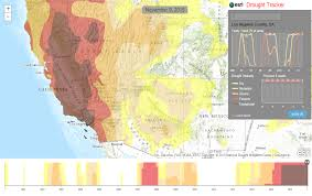 Us Drought Map Allows Anyone To Explore