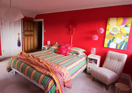 bedroom cool picture of modern red bedroom decoration using