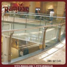 list manufacturers of glass stair railing cost buy glass stair