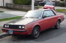 mitsubishi dodge challenger curbside capsule 1981 dodge challenger that thing does