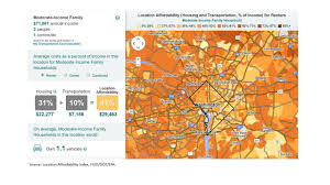 Metro Orange Line Map by Affordability In The Washington Dc Region The Growing Burden Of