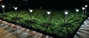High Quality Solar Landscape Lights Awesome Solar Landscape Lights Or Image Of Solar Landscape