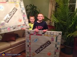 Monopoly Halloween Costume Monopoly Family Halloween Costume Photo 4 5