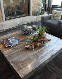 industrial square coffee table reclaimed wood square coffee table industrial denver by jw