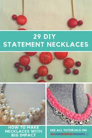 best 25 how to make necklaces ideas on pinterest jewelry ideas