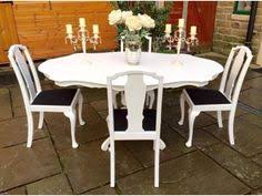 Shabby Chic Dining Table For Sale by Vintage Dressing Table U0026 Mirror White Shabby Chic For Sale In